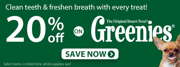 20% OFF - Clean Teeth & Freshen Breath