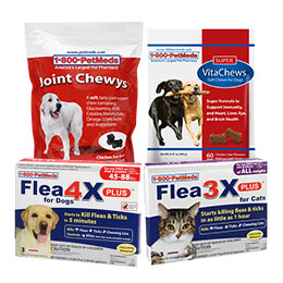 1-800-PetMeds brand products