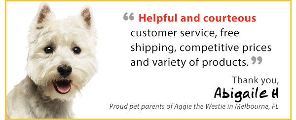 Helpful and courteous customer service..Abigaile in FL