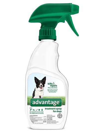 Advantage Treatment Spray