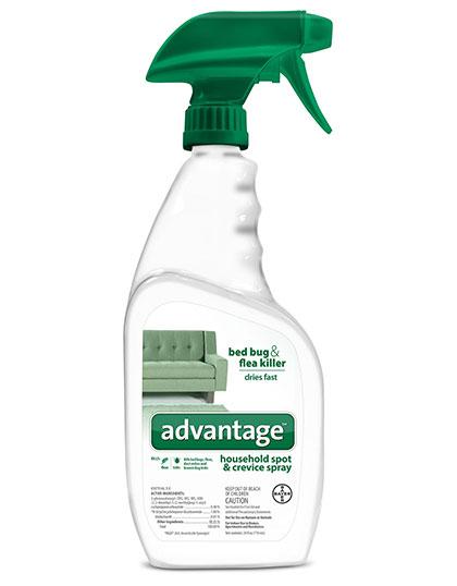 Advantage Household Spot Sprays