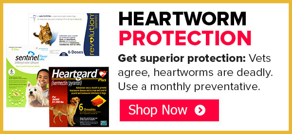 Heartworm protection