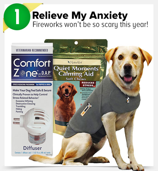 1. Relieve My Anxiety