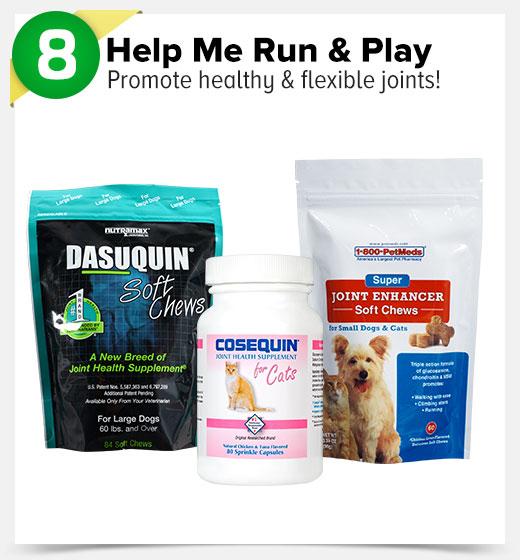 8. Help Me Run & Play