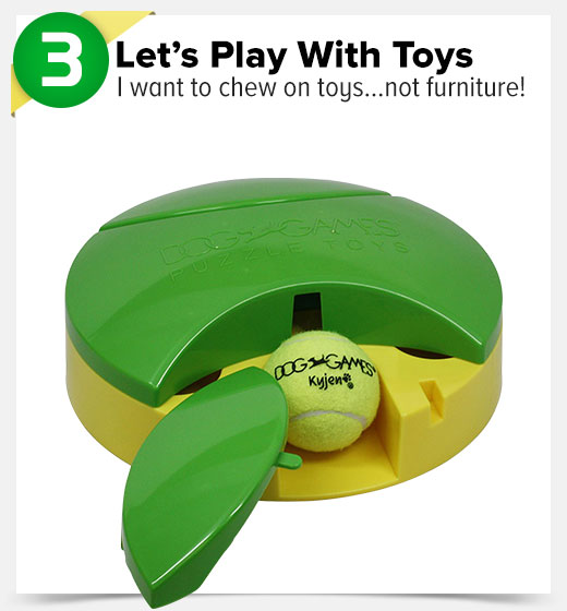 3. Let's Play With Toys