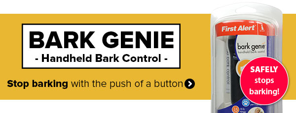 Stop Barking Safely