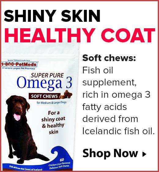 Super Pure Omega 3 Soft Chews