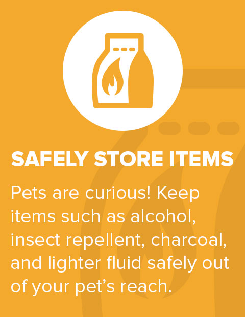 Safely Store Items