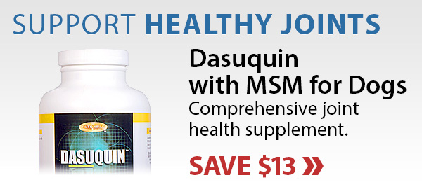 Save on Dasuquin with MSM for Dogs