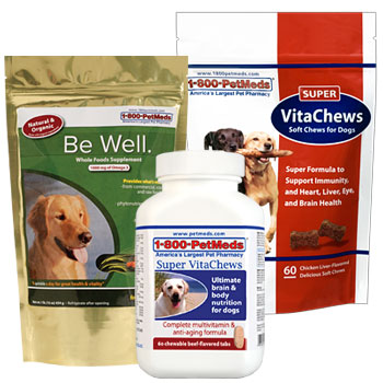 Support your pet's nutritional needs