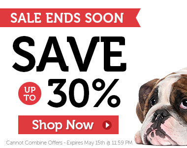Sale ends soon. Save up to $30% OFF!