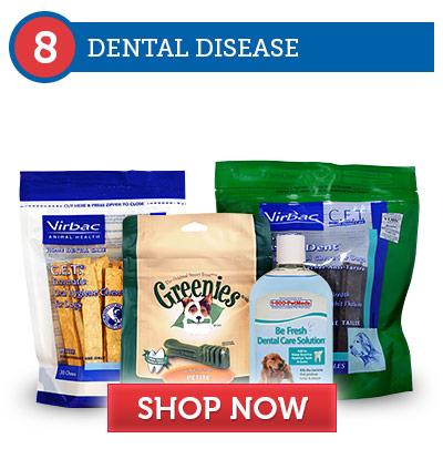 8. Dental Disease