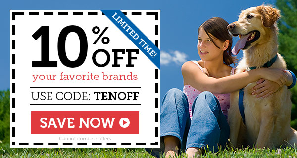 10% OFF your favorite brands. Use code: TENOFF