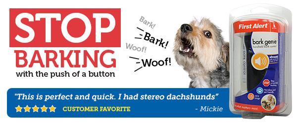 Bark Genie Handheld Bark Control