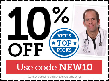 10% OFF our vet's recommendations