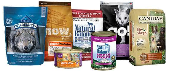 Get pet's food delivered to your door for less