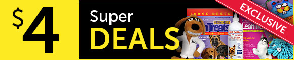 Top Brands ON SALE + $4 Super DEALS