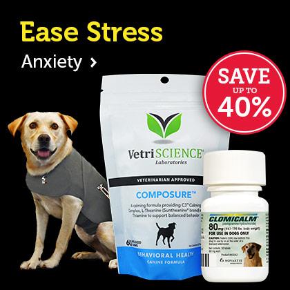 Pet Anti-Anxiety Medication