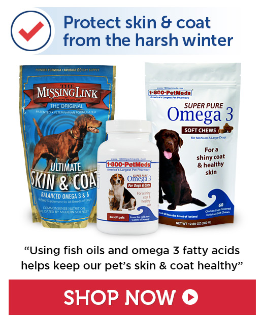 Protect skin & coat