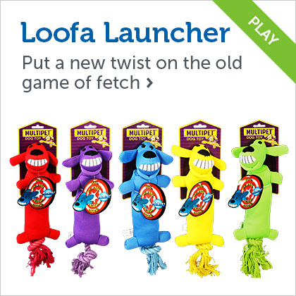 Loofa Launcher
