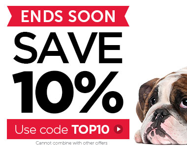 ENDS SOON! Save an extra 10%