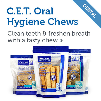 C.E.T. Oral Hygiene Chews