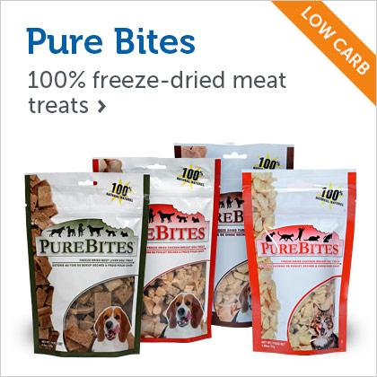 Pure Bites Freeze-Dried Treats