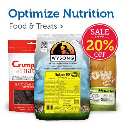 Optimize Nutrition