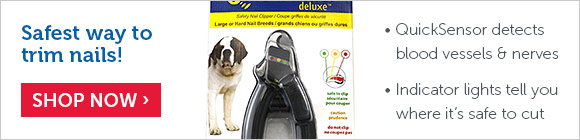 QuickFinder Deluxe Safety Nail Clipper