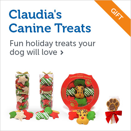 Claudia's Canine Treats