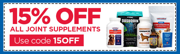 15% OFF all joint supplements