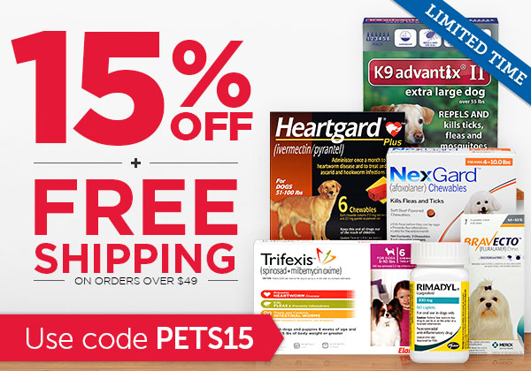 Save 15% OFF + FREE Shipping!