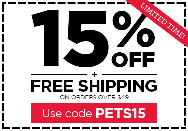 Save 15% OFF + FREE Shipping