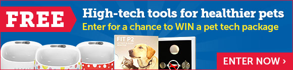 FREE: High-tech tools for healthier pets