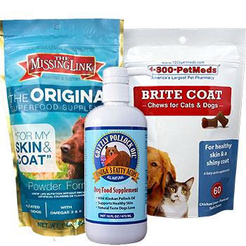 Enhance Skin & Coat