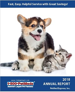 2018 PetMeds Annual Report