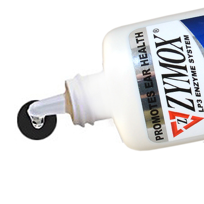 Zymox Otic Enzymatic Solution with Hydrocortisone 1.25 oz Thumbnail Image 1