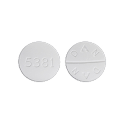 Methocarbamol 500 mg Tablets (sold per tab)