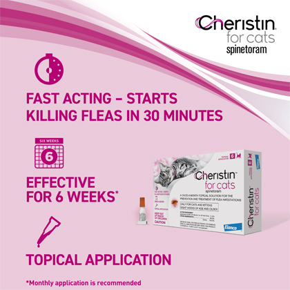 Cheristin For Cats 6pk Thumbnail Image 1