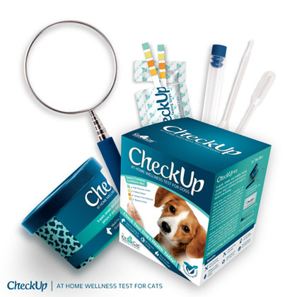CheckUp At Home Wellness Test for Dogs