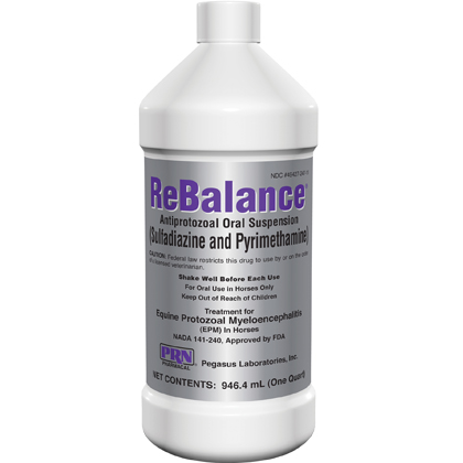 ReBalance Antiprotozoal Oral Suspension 1 quart Thumbnail Image 1