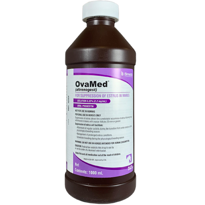 OvaMed for Mares 1000 ml Thumbnail Image 1