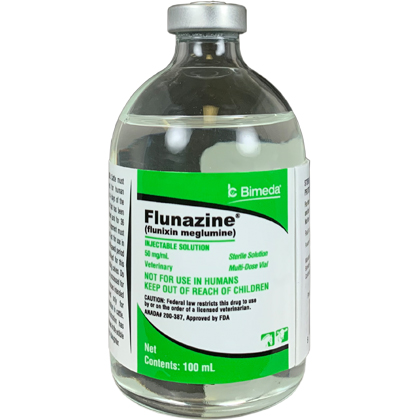 Flunazine Injectable Solution 100 ml Vial Thumbnail Image 1
