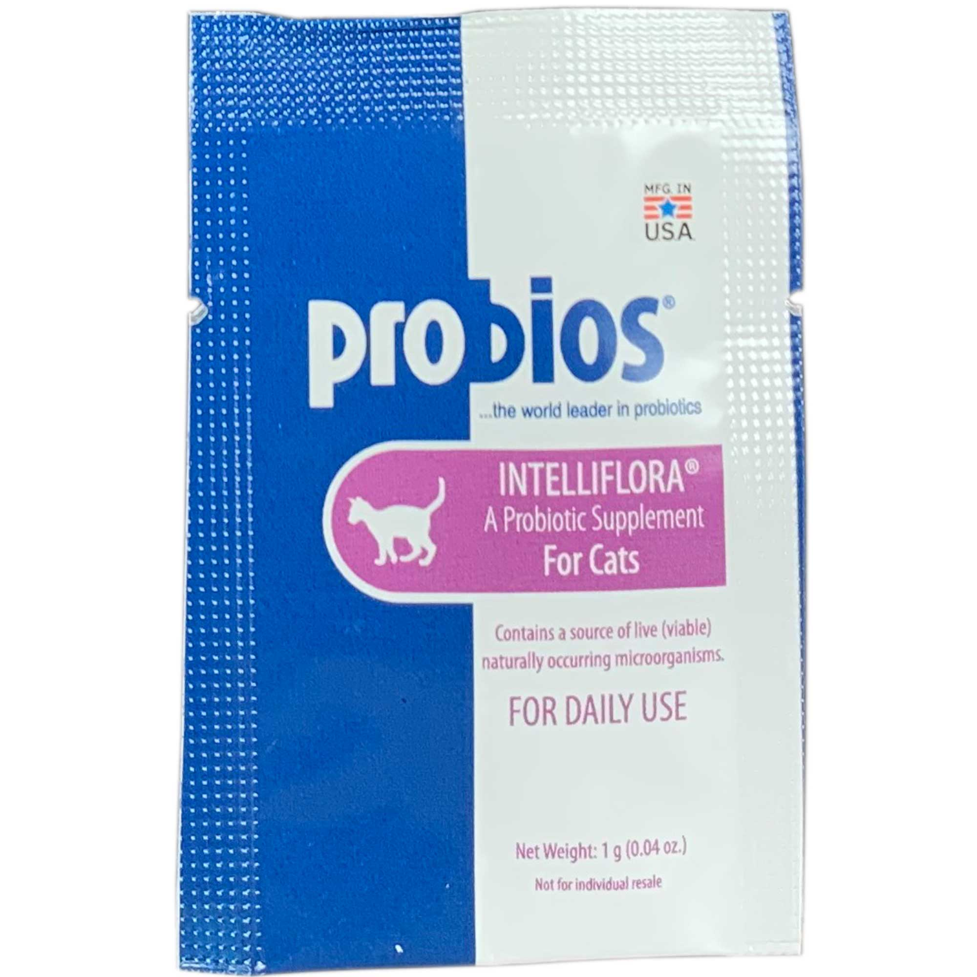 Probios Intelliflora for Cats 30 ct Thumbnail Image 1