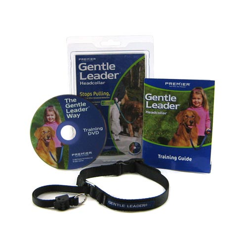 Gentle Leader Collar-lg/blk Thumbnail Image 1