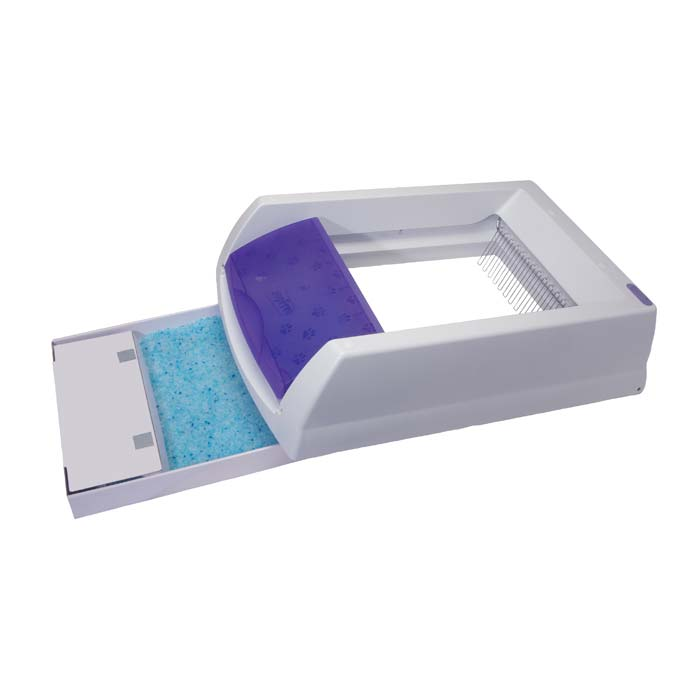 ScoopFree Original Self-Cleaning Cat Litter Box Litter Box Thumbnail Image 2