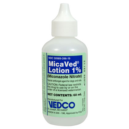 Miconazole Lotion 1% (Click for Larger Image)
