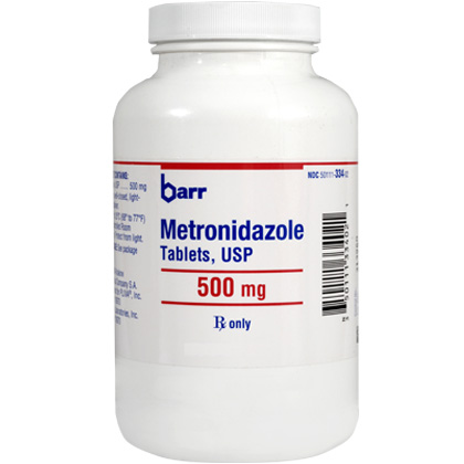 metronidazole 250mg and alcohol