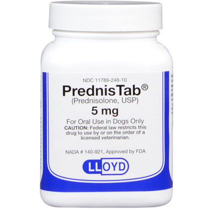 Prednisolone (Click for Larger Image)