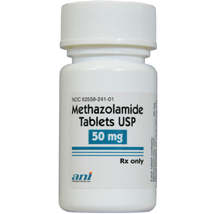 Methazolamide (Click for Larger Image)